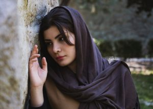 イラン人女性